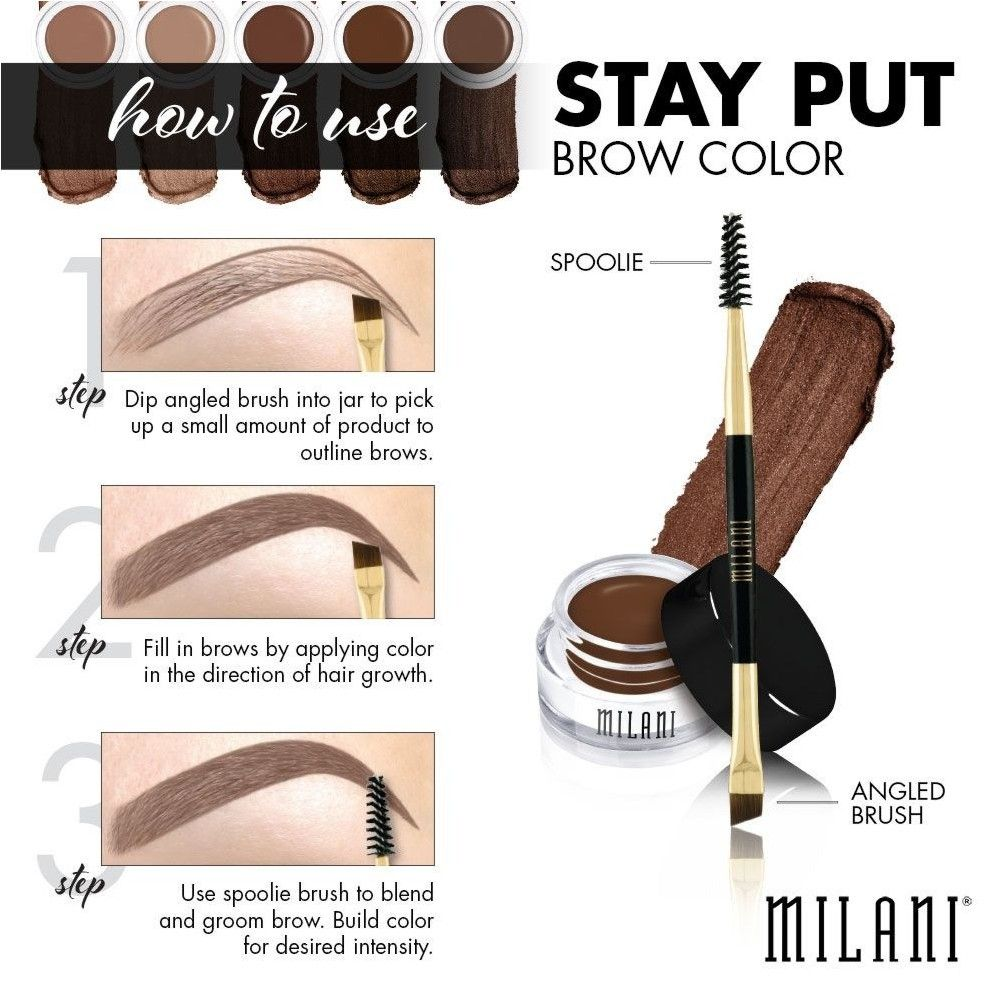Brows. The very best brow paste, pencil, powders, filler ...