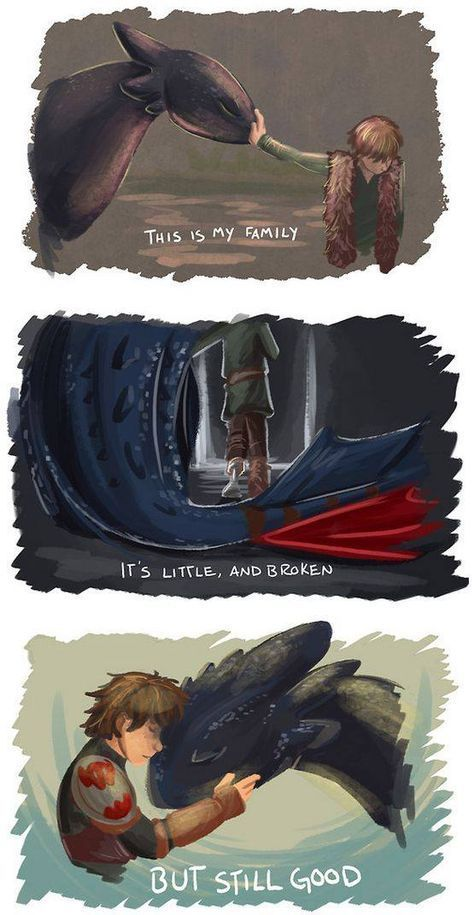 48 Ideas How To Train Your Dragon Quotes Art Night Fury