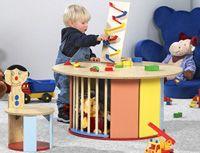 Bauanleitung für einen Kindertisch und Kinderstuhl - gratis Anleitung und Vorlage