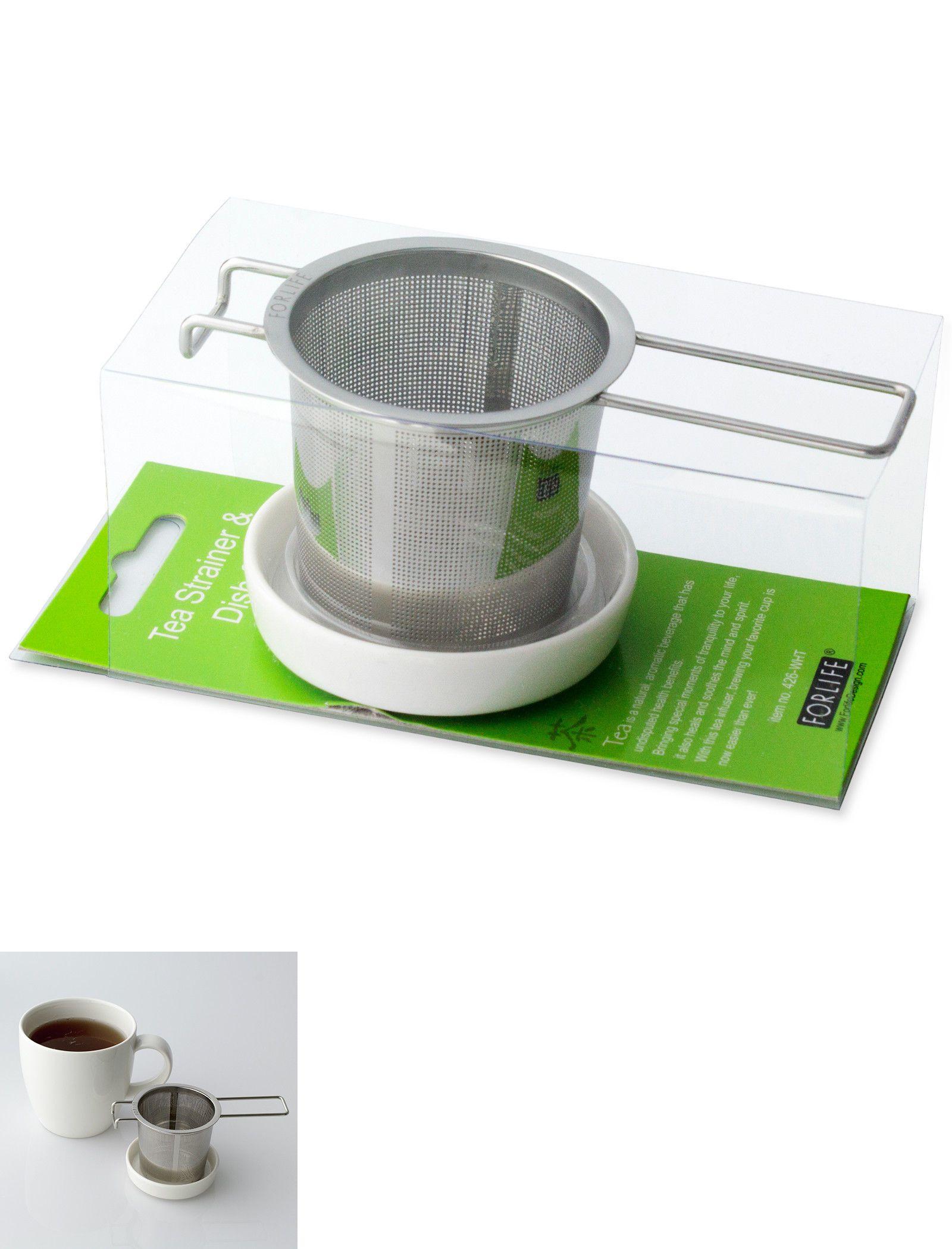 Teapots 115730 Forlife Tea Strainer