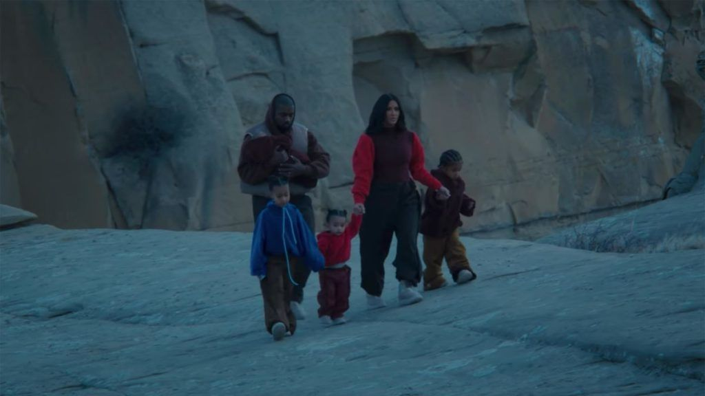 Kanye West Releases Closed On Sunday Music Video And It Features Kim Kardashian Details Inside Sunday Music Kanye West Music Videos