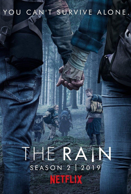Der dänische Todesregen kehrt zurück. The Rain Staffel 2