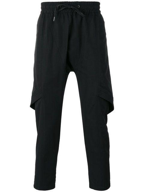 D.GNAK BY KANG.D Layered Track Pants. #d.gnakbykang.d #cloth #pants
