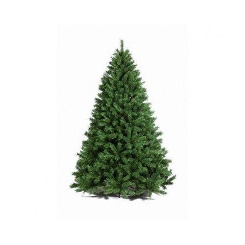 Pine Christmas Tree 6 Feet Artificial Fake Holidays Decorative Full Bushy Hinged