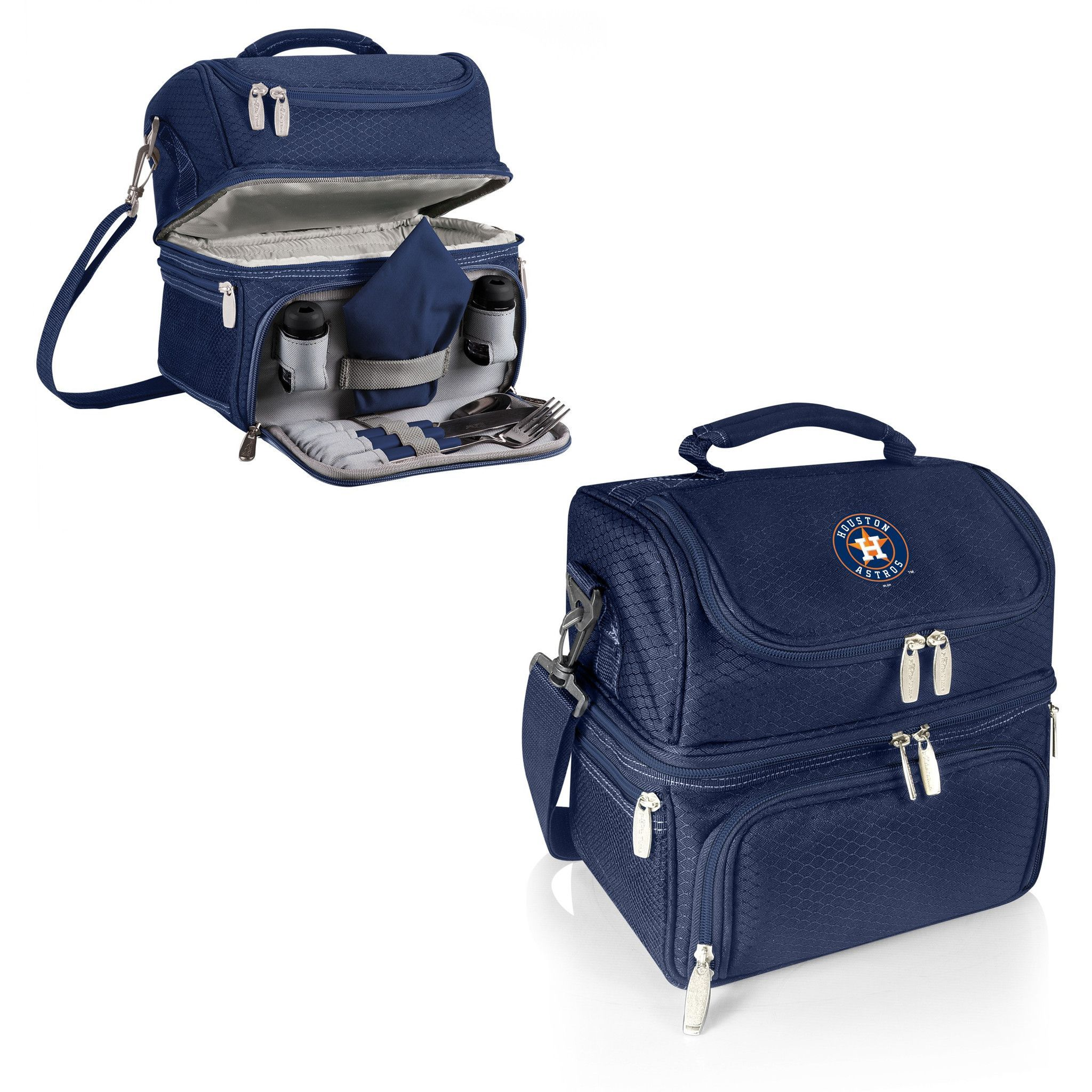 Houston Astros Insulated Lunch Box - Pranzo by Picnic Time  sc 1 st  Pinterest & Houston Astros Insulated Lunch Box - Pranzo by Picnic Time | MLB ... Aboutintivar.Com