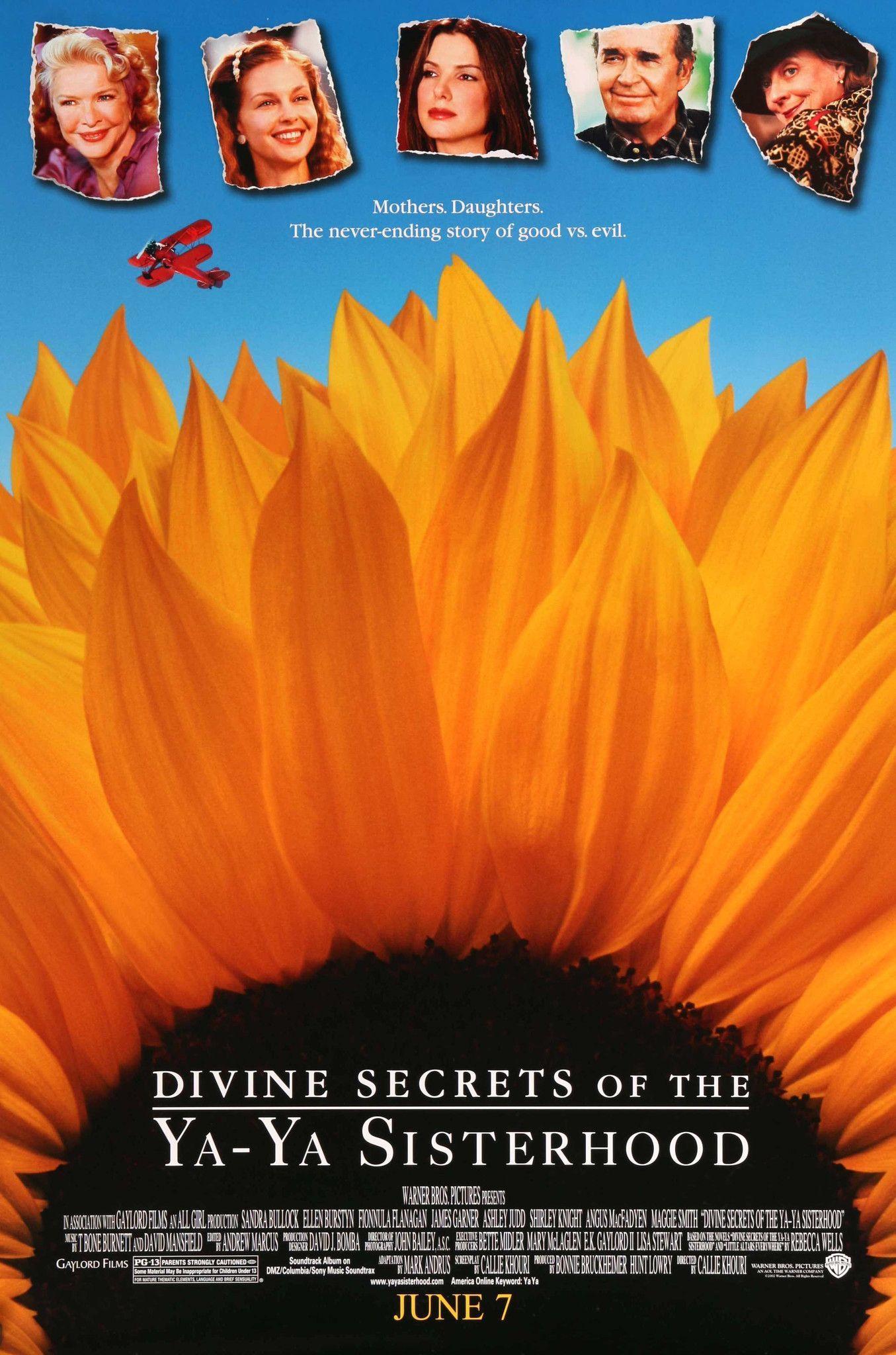 Divine Secrets Of The Ya Ya Sisterhood 2002 Film Stuff
