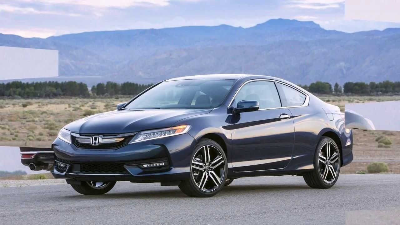 The 2018 Honda Accord Coupe V6 Touring Keeps The Manual Youtube