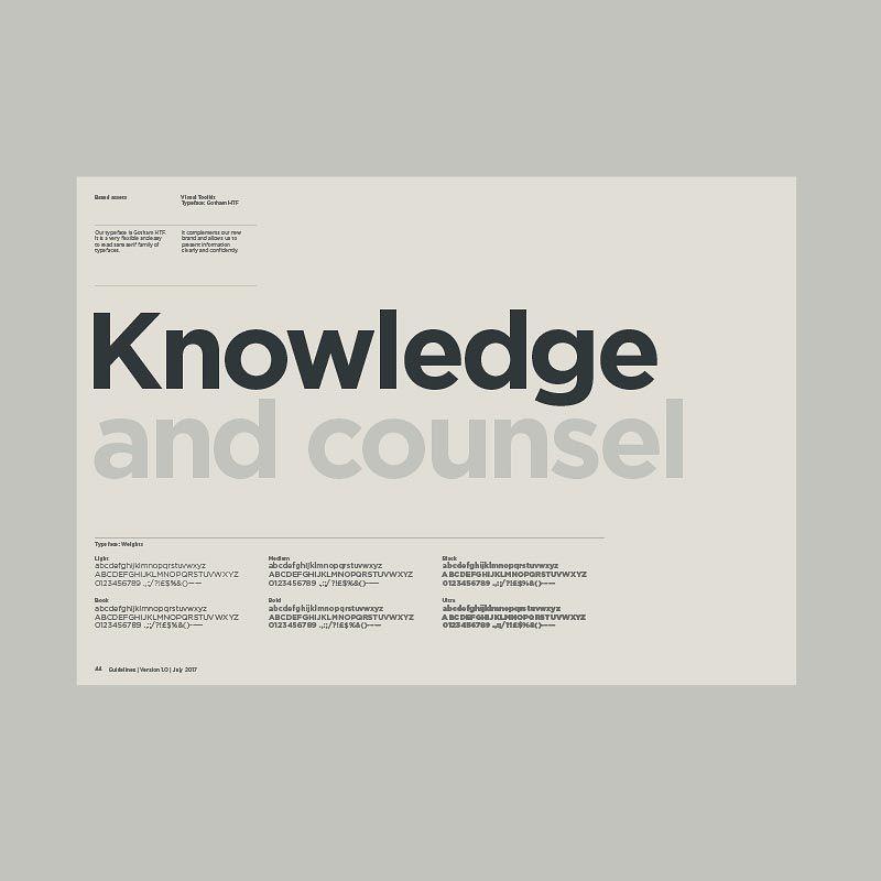 Chartered Insurance Institute Brand Guidelines Guidelines Branding
