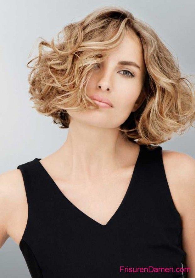 Kurze Locken Frisuren 2015 Damenfrisuren Frisuren 2015 Lange Haare Kurze Haare Mannerfrisuren Hair Styles Short Curly Hair Short Hair Styles