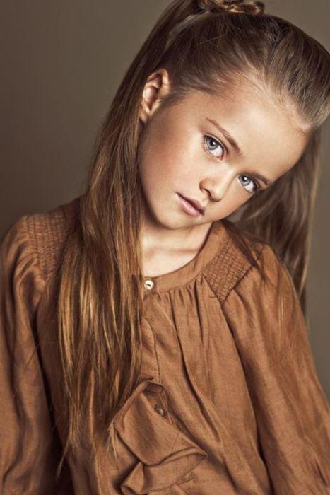 The prettiest little girl ever!   Future mini me's ...