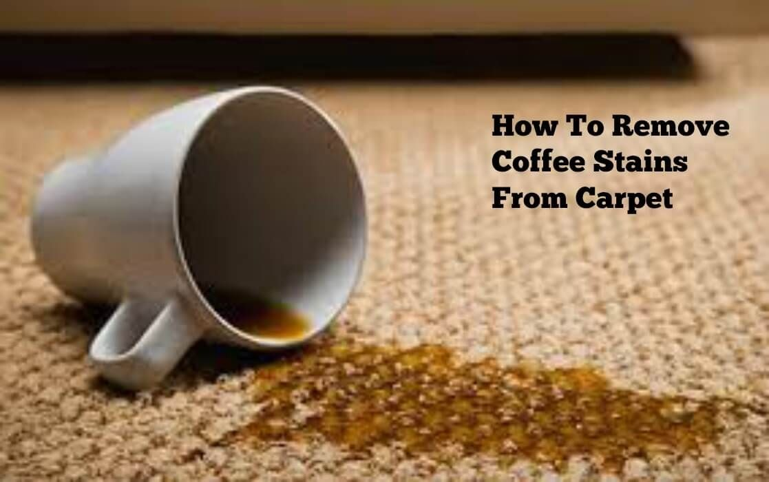 How To Remove Stains From Carpet Coffee Red Wine Rust