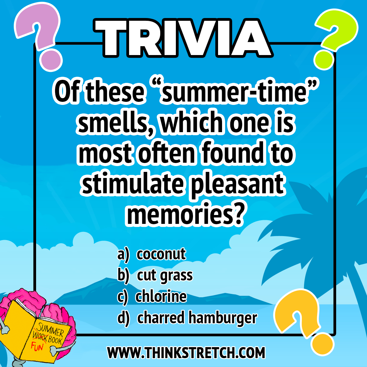 Pin About Summer Books On Trivia Tuesday