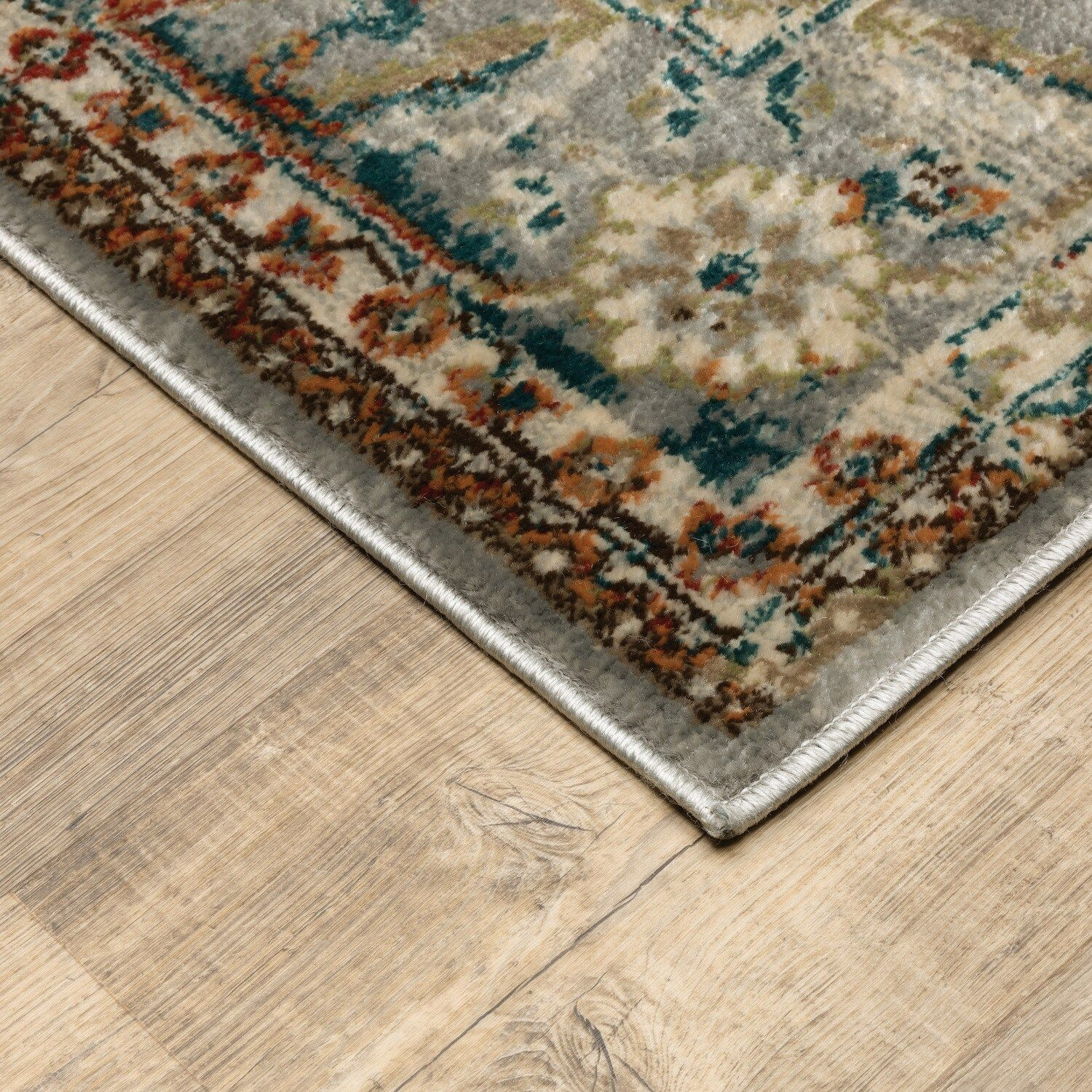 Stylehaven Jasper Distressed Medallion Rug In 2020 Medallion Rug Rugs Colorful Rugs