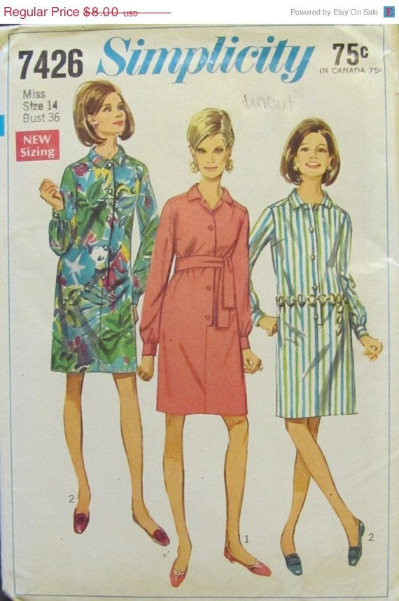 Sale Sale Sale 40s Simplicity 40 Misses' by SewYesterdayPatterns Amazing Simplicity Patterns On Sale