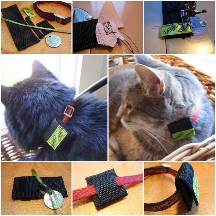 Pet Tag Silencers Diy Pet Id Tag Silencer Wallet Tag Bag For