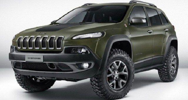Best 2017 Jeep Cherokee Models