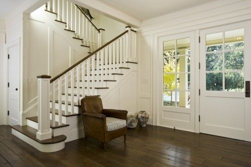 Gorgeous Entry By Arcanum Architecture Stairs Design | House Design With Stairs In Front | Victorian | Second Floor | Colour | Residential | Low Cost 2 Bhk House