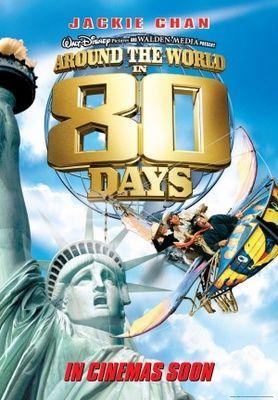 Around The World In 80 Days 2004 Poster Filmes Cinema Tv E Cinema