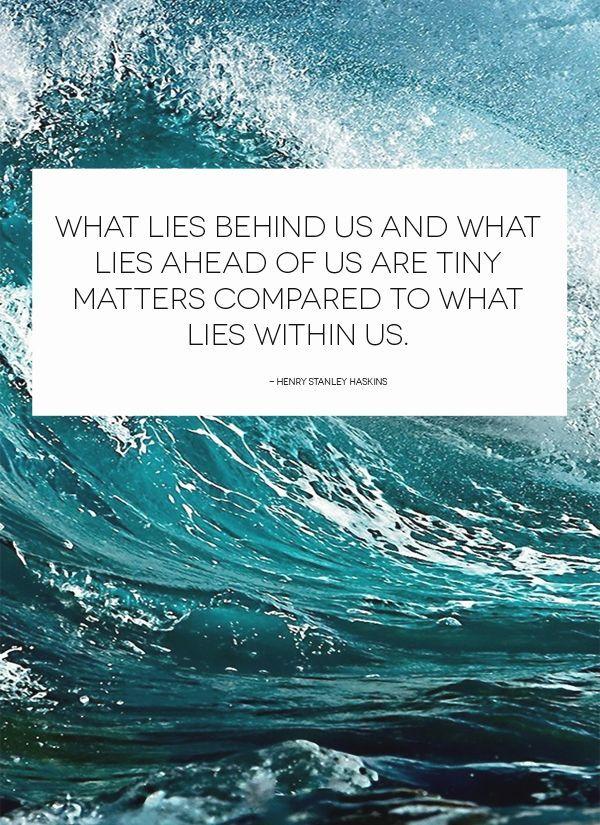 Marvelous What Lies Behind Us
