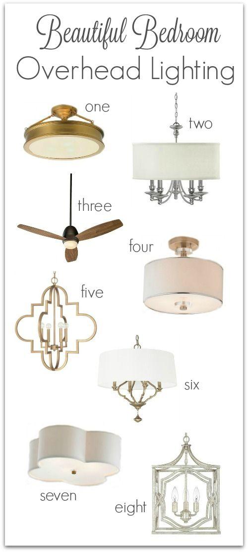 Bedroom Lighting Guide Some Favorite Fixtures Bedroom Light