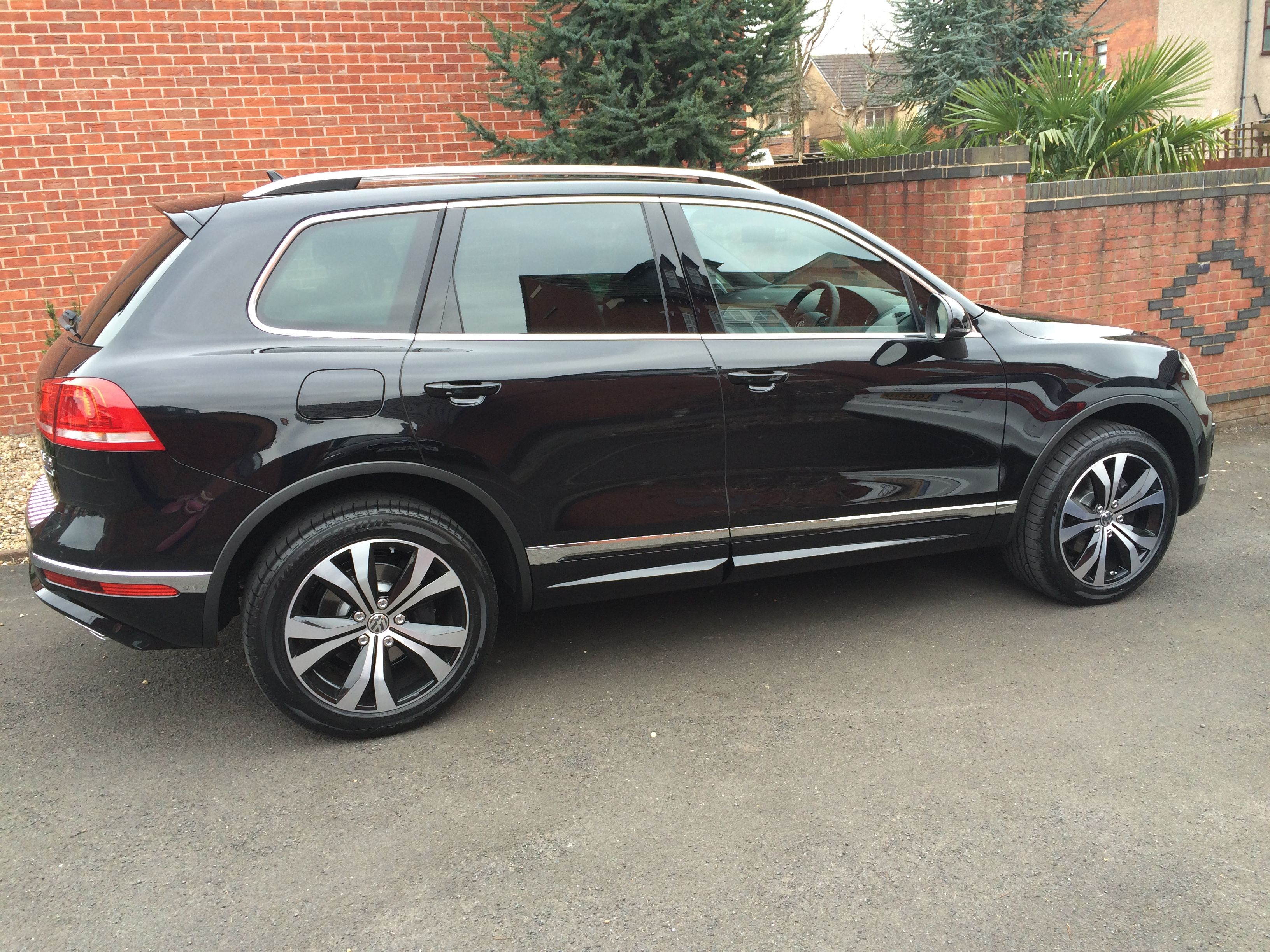 The Volkswagen Touareg carleasing deal One of the many