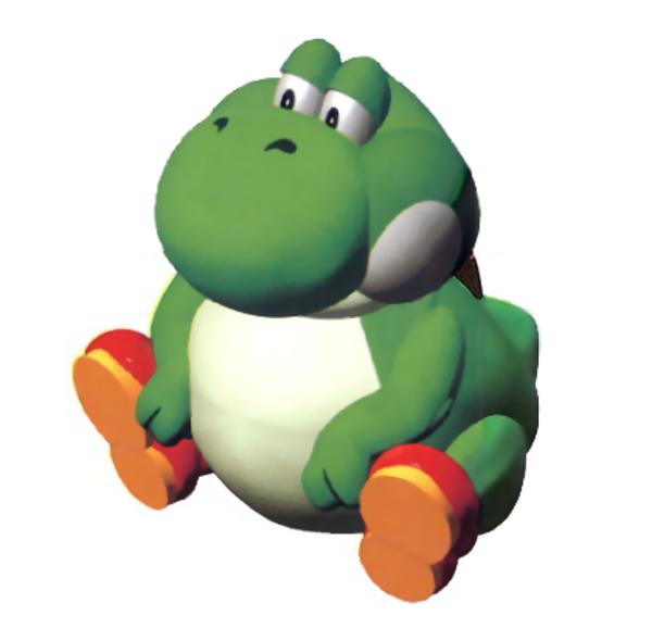 Big Yoshi Yoshi Ironic Memes Mario