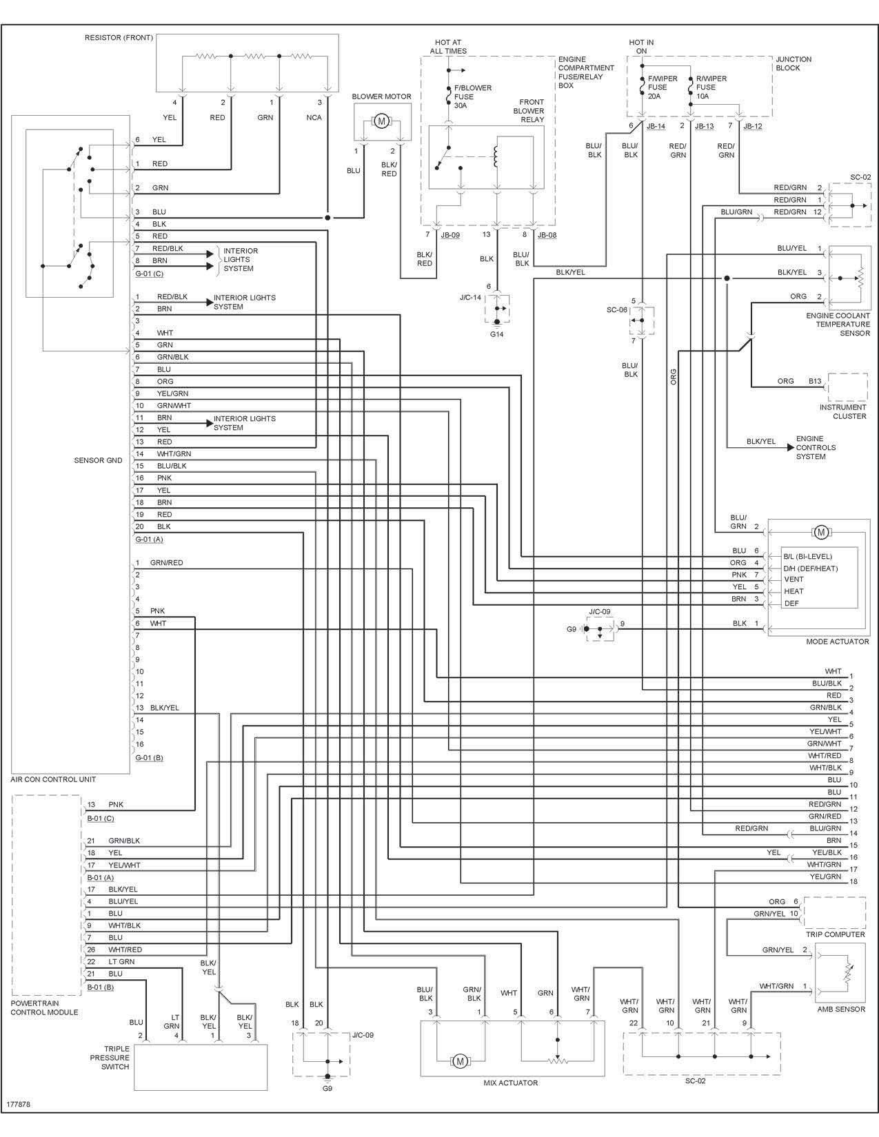 Maf Sensor Wiring Diagram On 7 Pin Wiring Harness For 99 Dodge Pickup