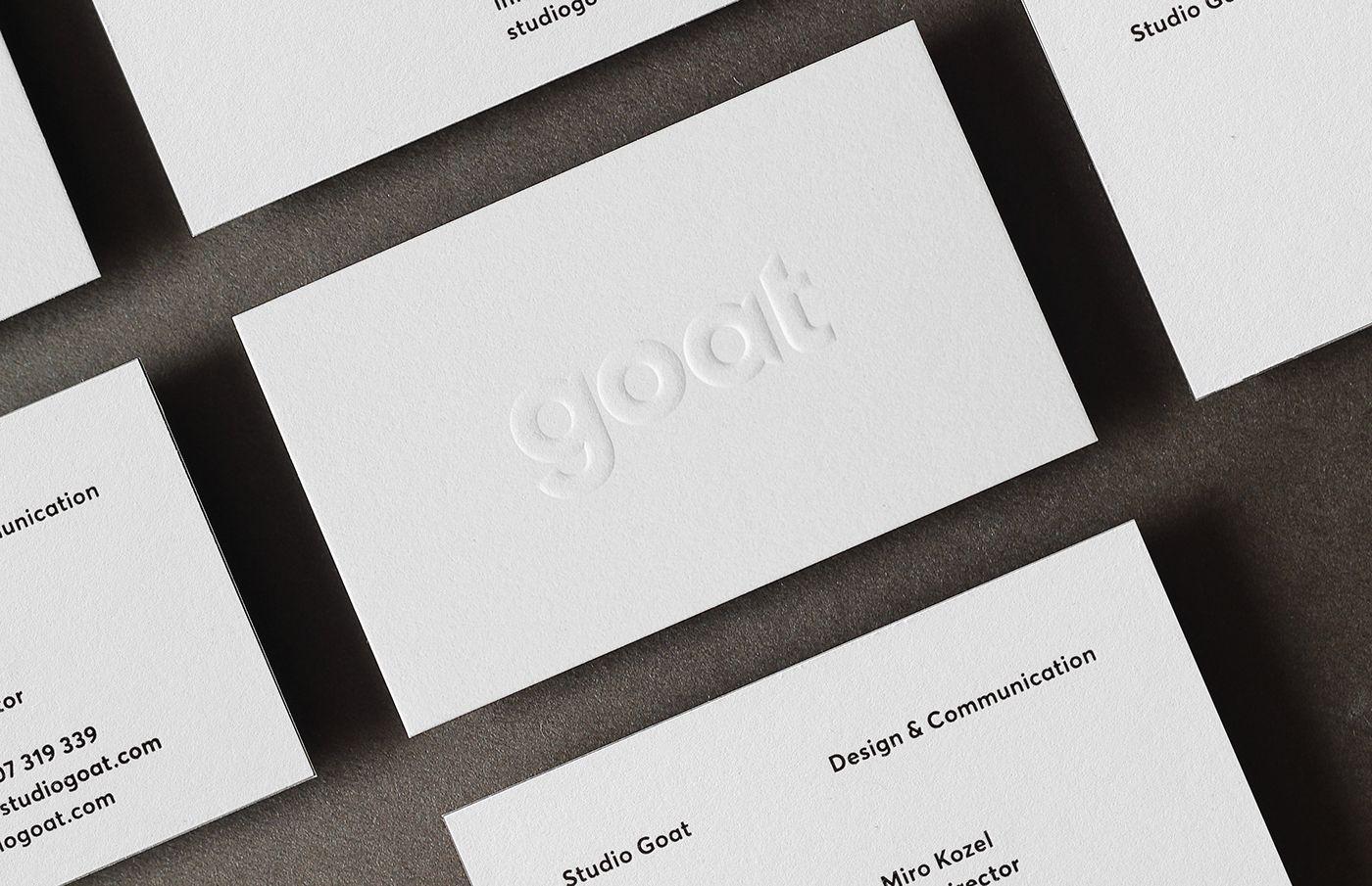 Studio Goat on Behance