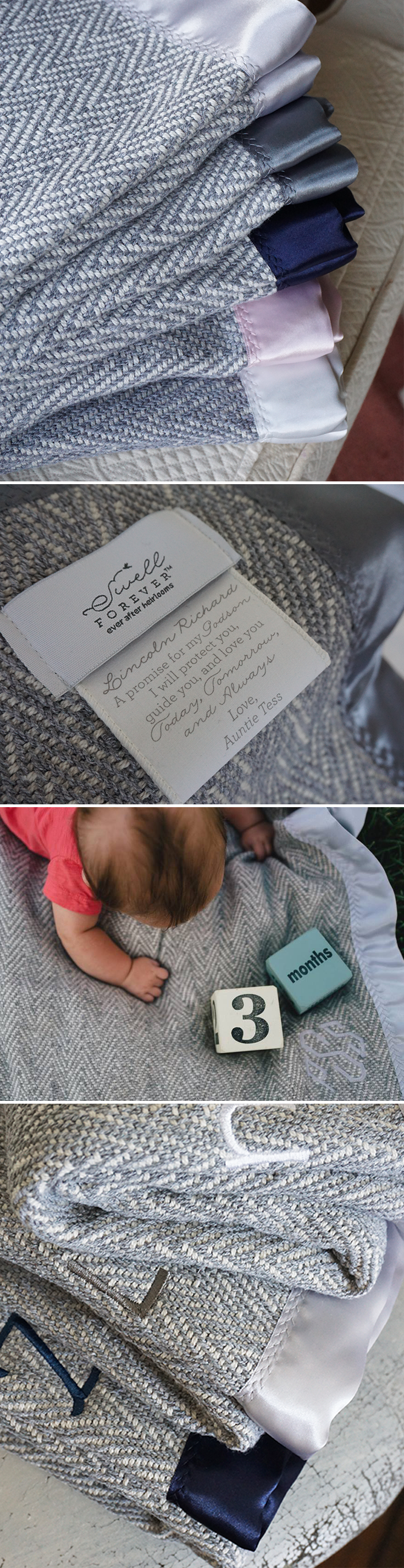The wilder forever blanket by swell forever unique personalized the wilder forever blanket by swell forever unique personalized baby gifts handmade negle Gallery