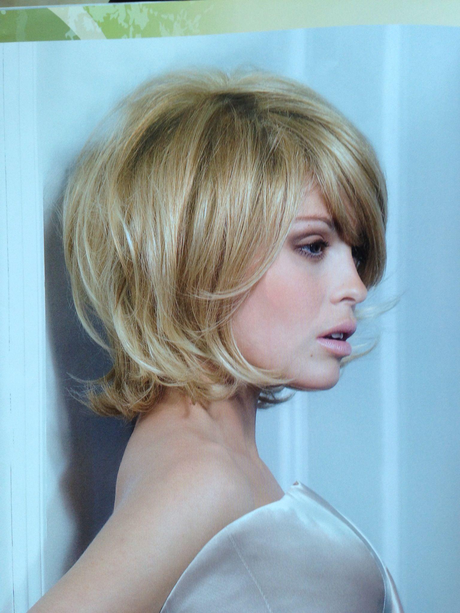 Hair cut | Haare ♀️sixties frisur | Pinterest | Frisur, Haar und ...