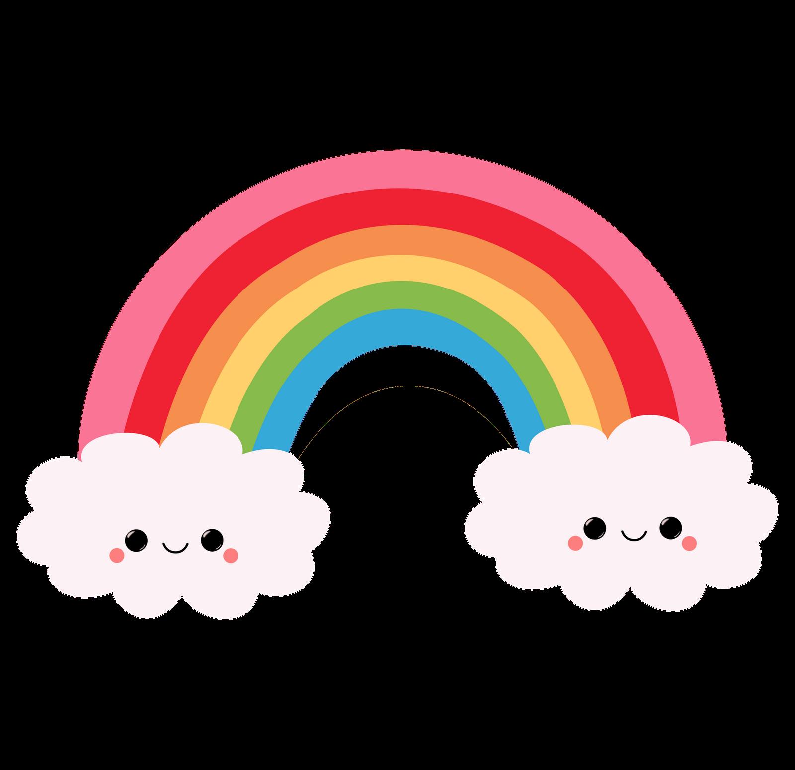 Ca0210b Rainbow Png 1600 215 1548 Cumplea 241 Os Pinterest