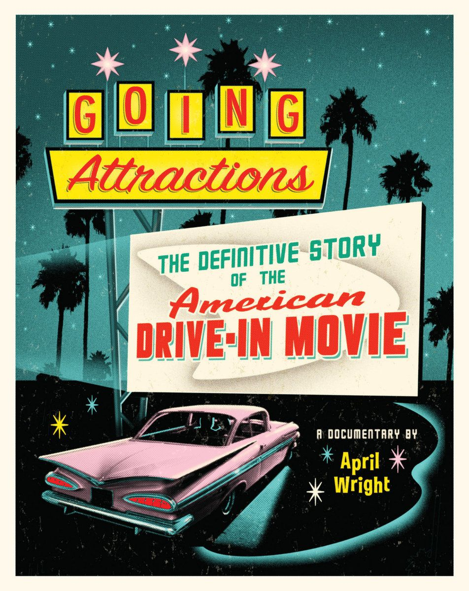 a brief history of drivein movie theatres entertainment