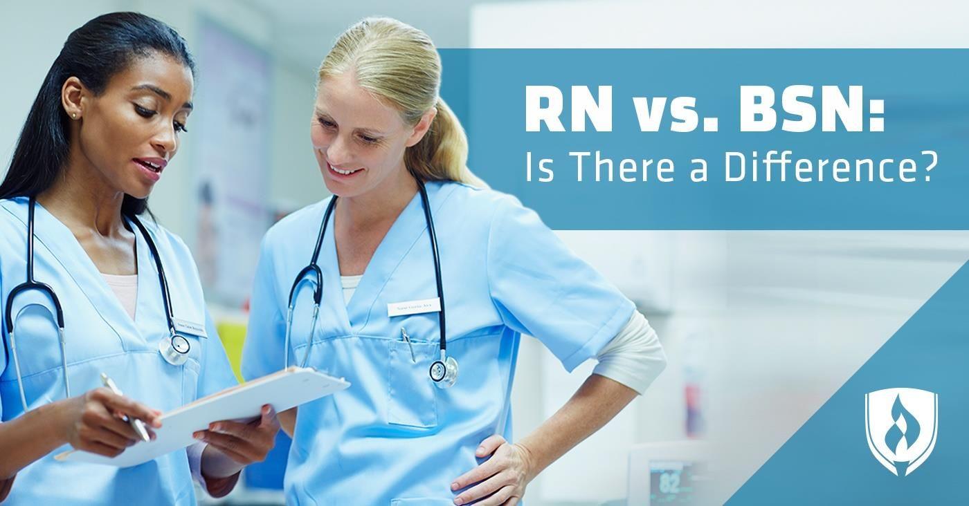 rn vs bsn Health care assistant, Hospital jobs, Bsn