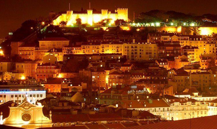 Castelo São Jorge - Lisboa Portugal