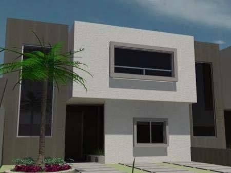 Resultado de imagen para fachada gris y marron arq - Losetas para fachadas ...