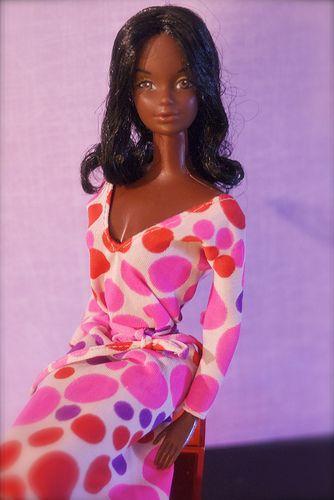 Sunsational Malibu Christie Barbie Family Vintage Barbie Dolls