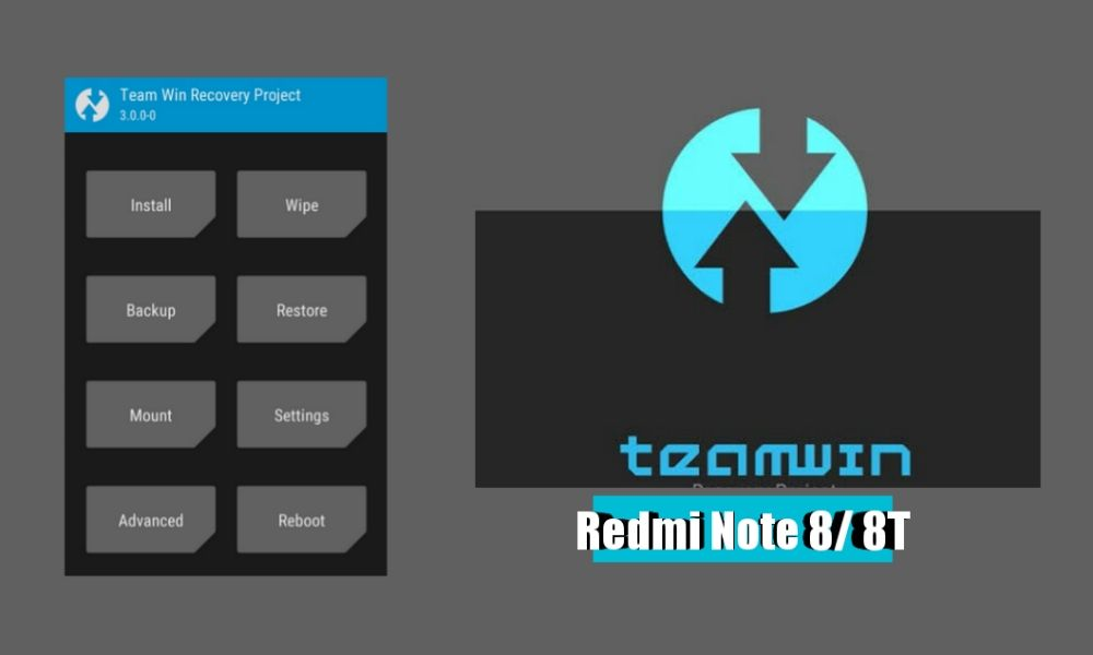 Team Win Has Successfully Pushed Out The Official Twrp For Redmi