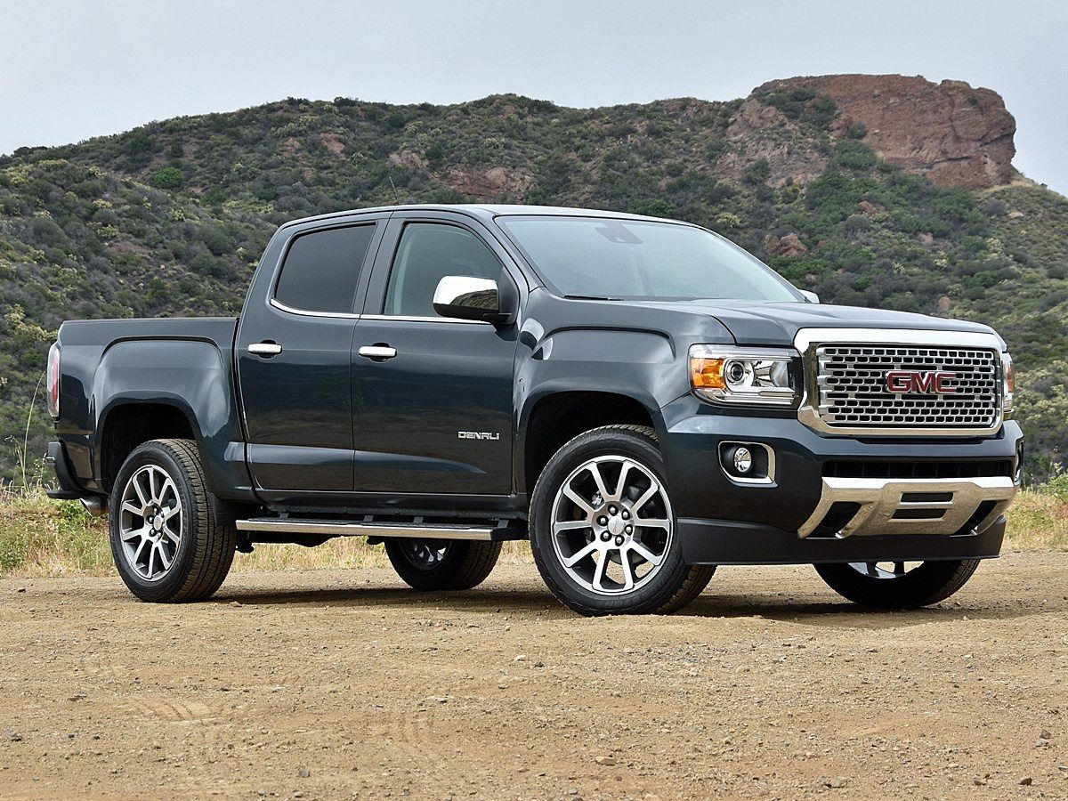 2018 Gmc Canyon Exterior And Interior Review With Images Gmc