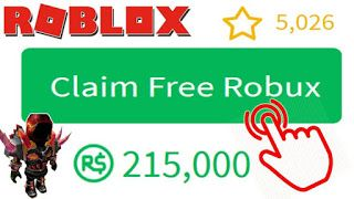 Photo of Roblox claim free robux.