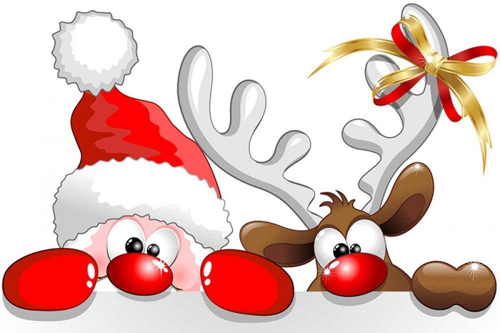 Для рисования, смешные картинки на окно новогодние