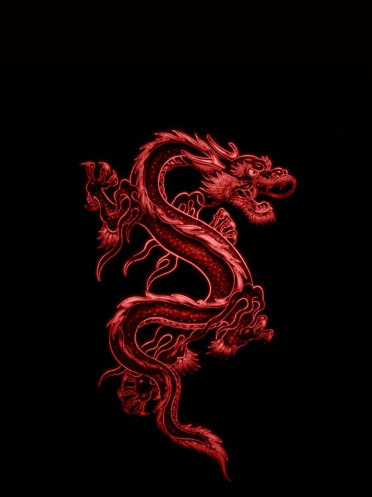 Asian Red Dragon Pattern Iphone Xr Snap By Havendesign In 2021 Dark Red Wallpaper Red And Black Wallpaper Red Aesthetic Grunge