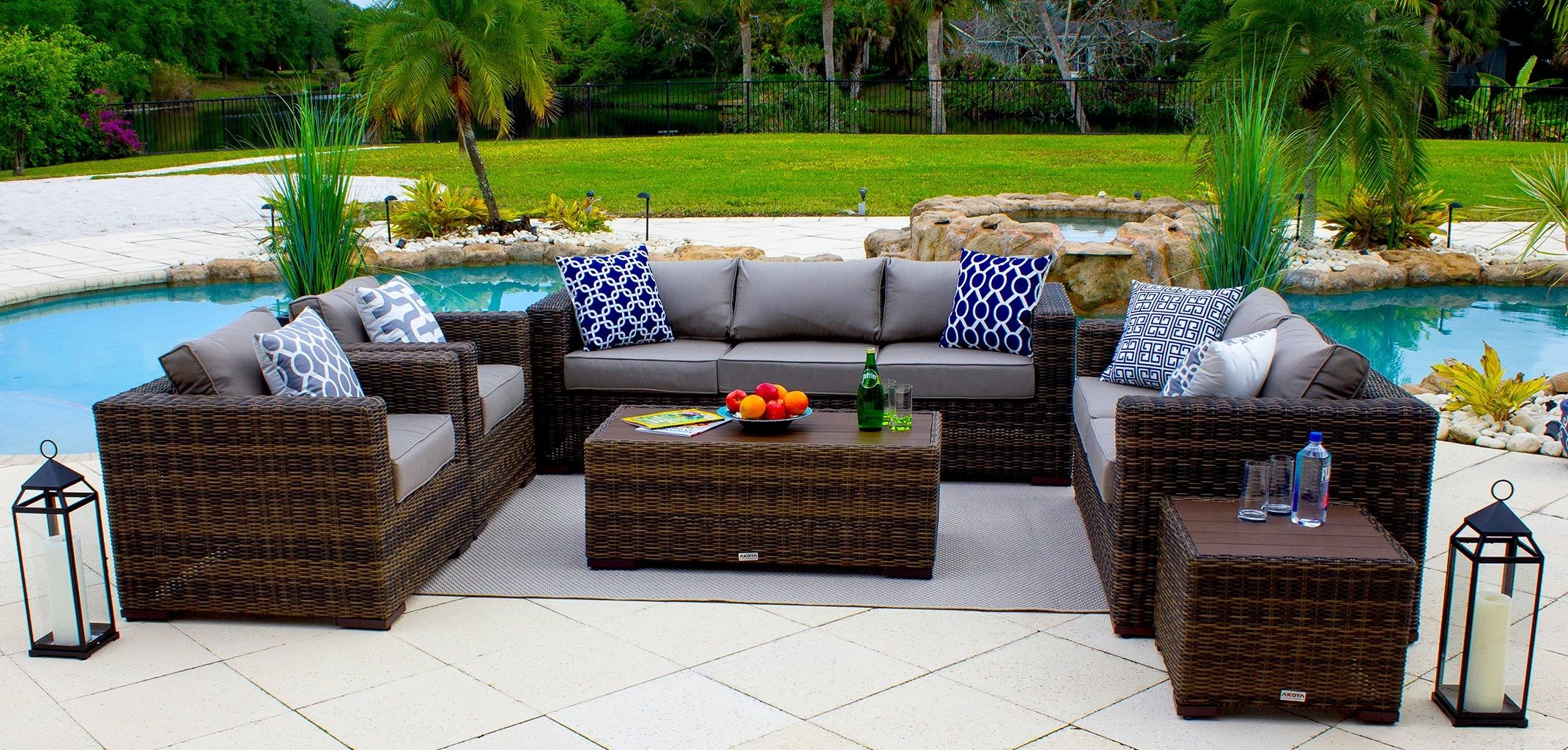 Sunbrella Fabric Is The Go To Option For Exigent Customers When
