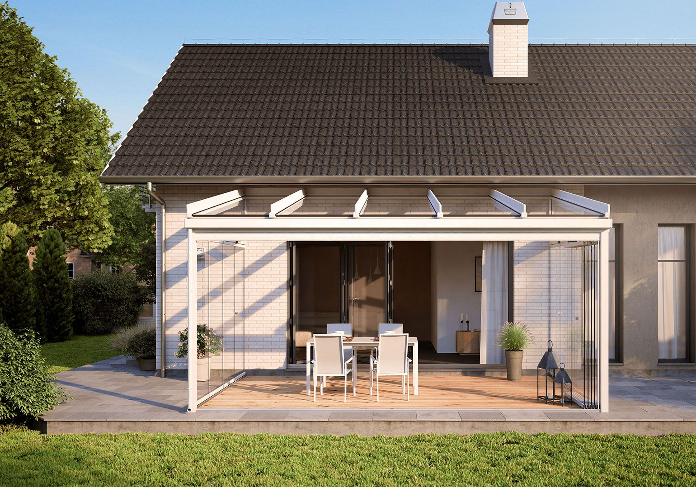 Berühmt SUNFLEX: Terrassendach   Balkonverglasung & Terrassenverglasung in @NF_22