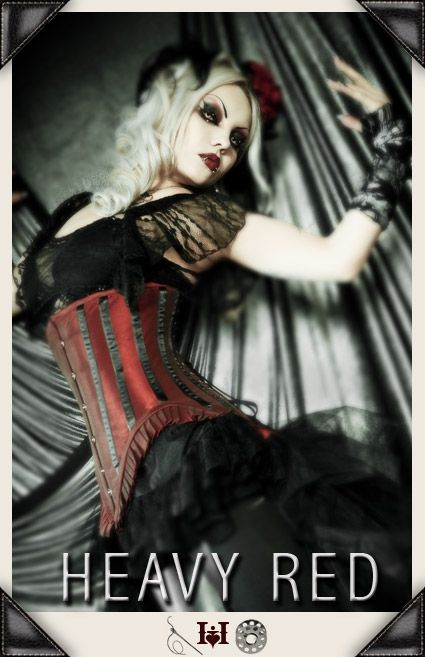 AFFECTION'S DISPOSSESSION WAIST GOTHIC CORSET