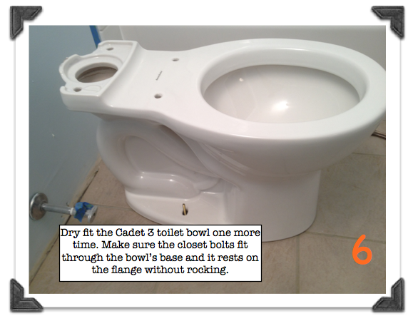 howto install a toilet | Home Improvement & Repair | Toilet