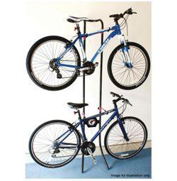 Gear Up Lean Machine Gravity Rack Bike Storage Rack