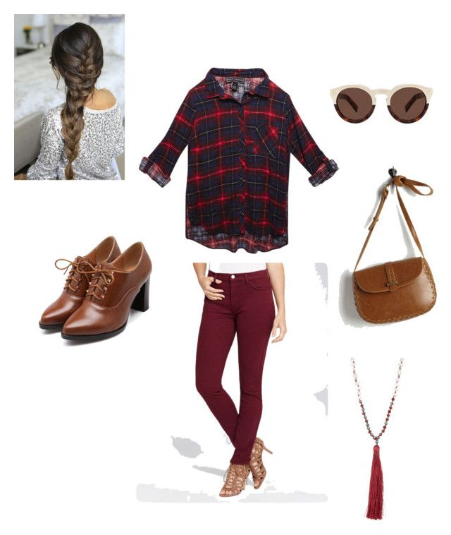 """""""Day 29"""" by ebarnes422 on Polyvore featuring Wet Seal, Jen 7 and Illesteva"""