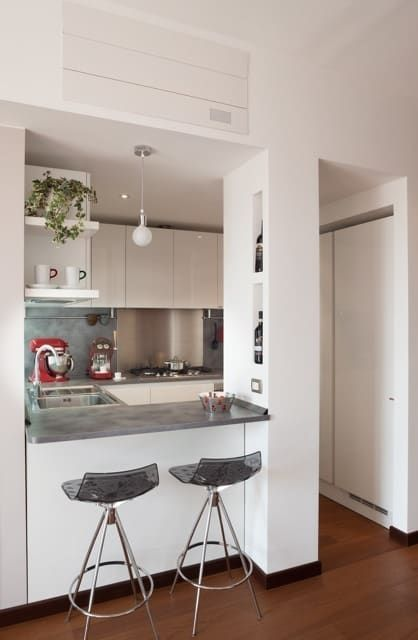 Idee Arredamento Casa U0026 Interior Design | HOME IDEA KITCHEN | Pinterest |  Kitchens, Interiors And House