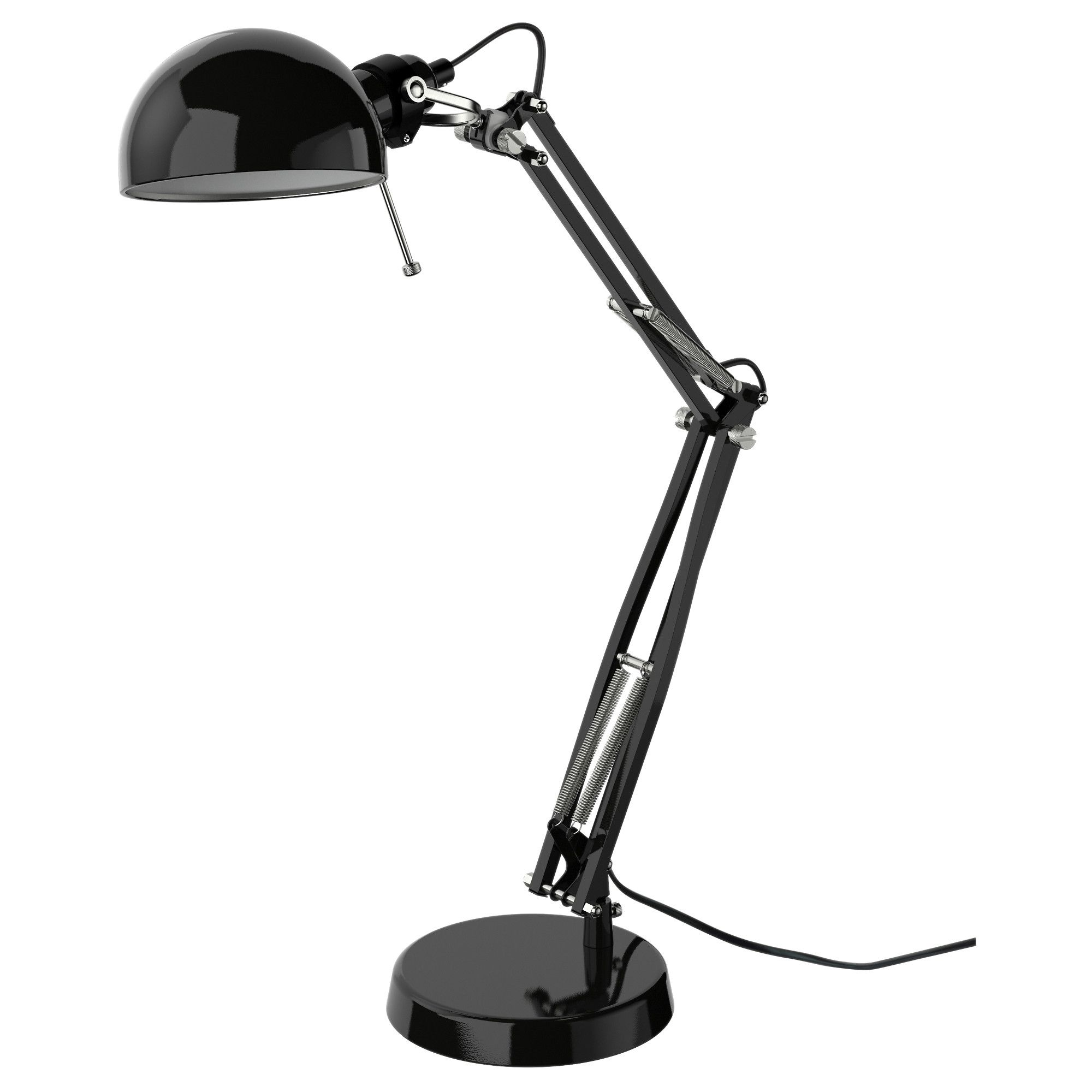 IKEA FORSÅ lamp black lampWork desk 2019Ikea in Work N8wZOnXk0P