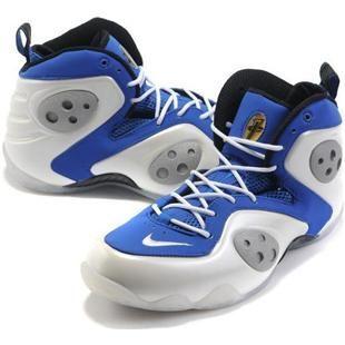 Penny Hardaway Shoes Nike Zoom Rookie Lwp Blue Ivory Zapatillas